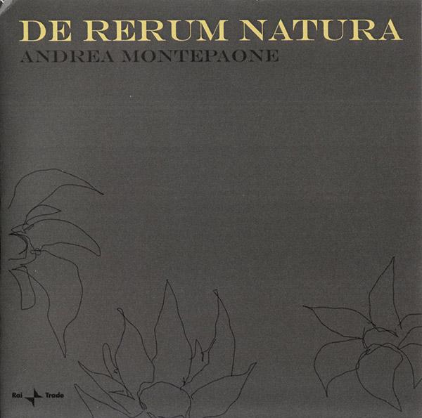 album De Rerum Natura