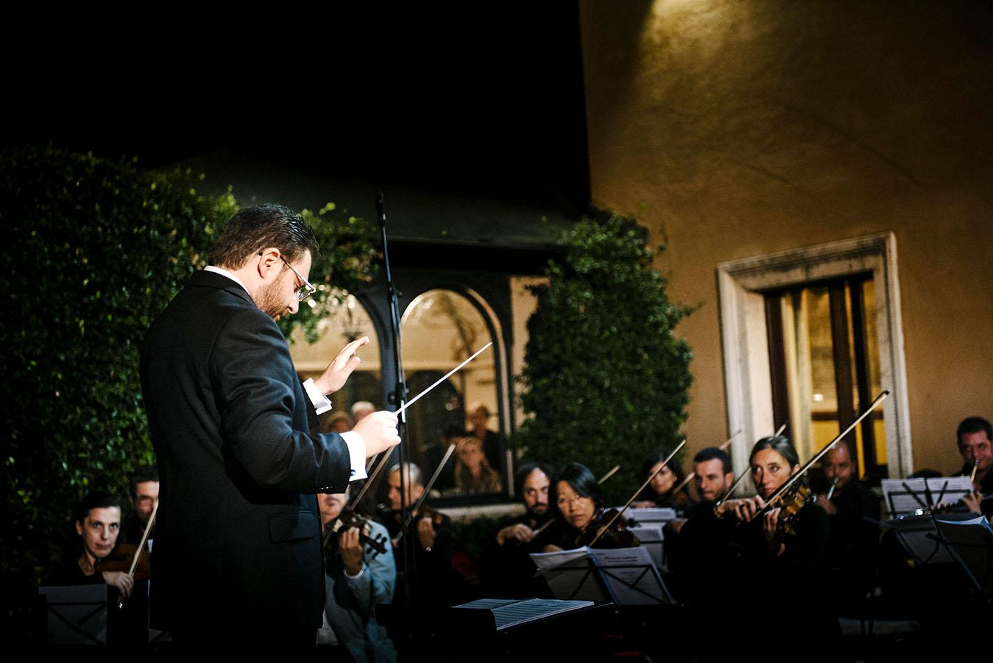 Andrea Montepaone concerto all'aperto